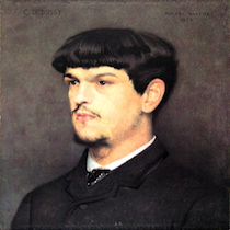 Debussy-Painting