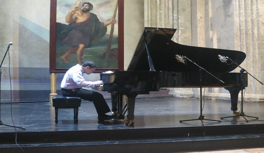 Recital-Basilica